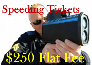 Hire an Everett Speeding Ticket Attorney to Fight Your Ticket
